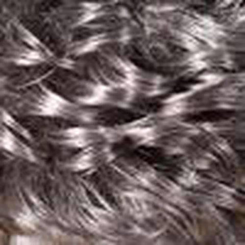 Image of KERRY - Foxy Silver Synthetic Wig - African American Wigs