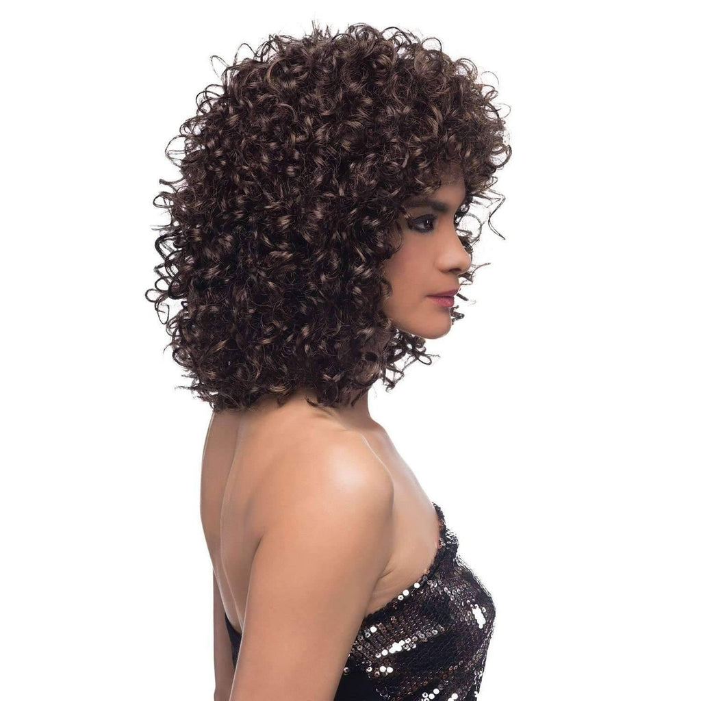Kizzie - Vivica Fox Synthetic Wig - African American Wigs
