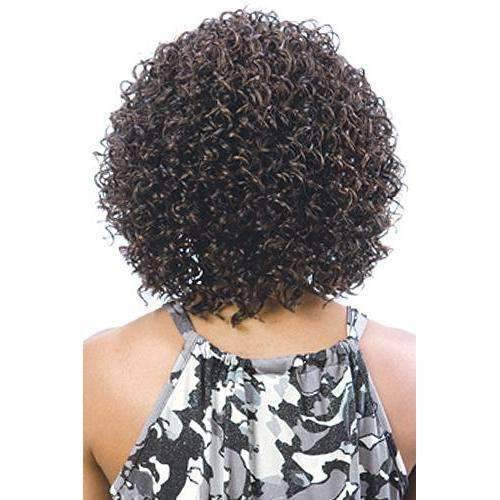 Kula-Motown Tress Synthetic Hair Wig Short - African American Wigs