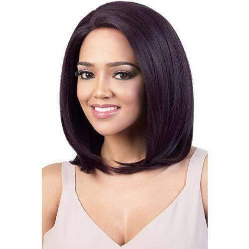 L. Bona - Long Length Straight Synthetic Wig | Motown Tress - African American Wigs