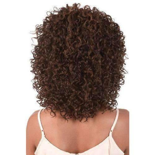 L BRIX Motown Tress Synthetic Lace Front Wig - African American Wigs