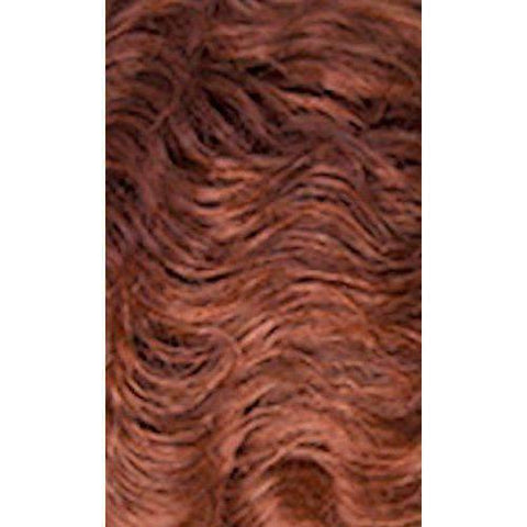 Image of L. Cardi - Long Length Curly Synthetic Wig | Motown Tress - African American Wigs