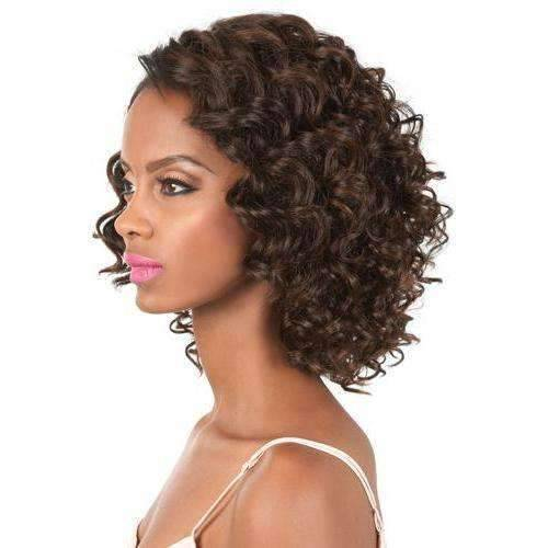 L Dana-Motown Tress Synthetic Hair Wig Short - African American Wigs