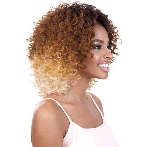 L Ditto-Motown Tress Synthetic Hair Wig Short - African American Wigs