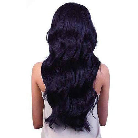 Image of L. Fanita - Long Length Wavy Synthetic Wig | Motown Tress - African American Wigs