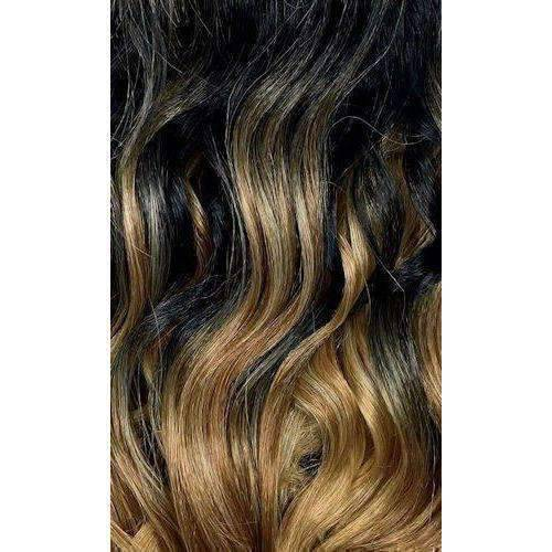 L. MINTA - Long Length Curly Synthetic Wig | Motown Tress - African American Wigs