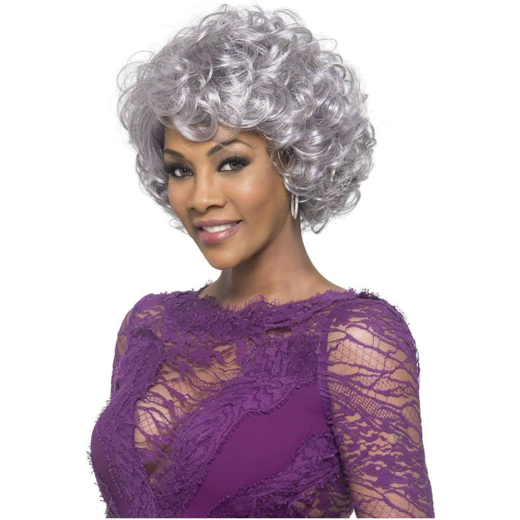 LAURA | Synthetic Wig (Traditional Cap) - African American Wigs