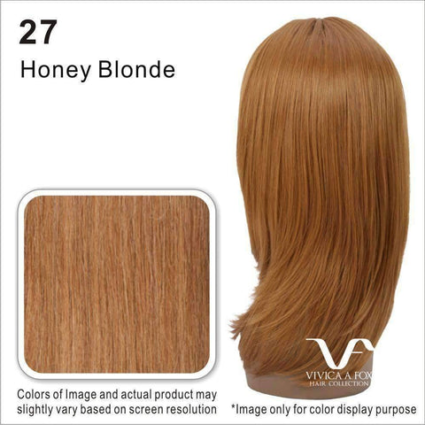 LCL17 | Heat Friendly Synthetic Extension (Lace Part Closure) - African American Wigs