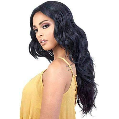 LDP-Alpha - Long Length Wavy Synthetic Wig | Motown Tress - African American Wigs