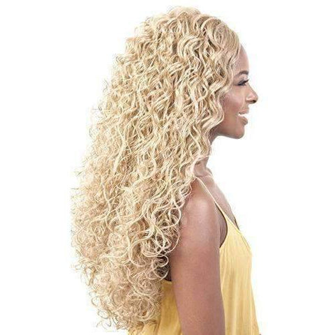 Image of LDP-Bey - Long Length Curly Synthetic Wig | Motown Tress - African American Wigs