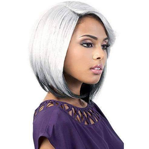 LDP-Clair - Medium Length Straight Synthetic Wig | Motown Tress - African American Wigs