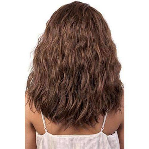 Image of LDP-Fenty - Long Length Wavy Synthetic Wig | Motown Tress - African American Wigs