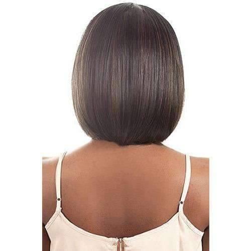 LDP-FINE | Heat Friendly Synthetic Wig (Lace Front Traditional Cap) - Medium Length Wigs