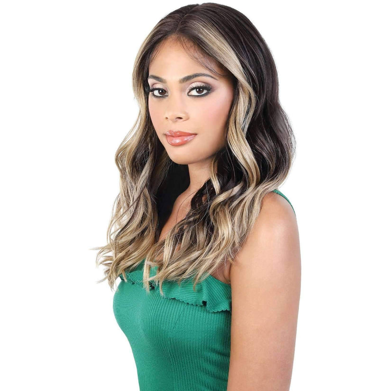 LDP-Julie - Long Length Wavy High Quality Synthetic Wigs | Motown Tress - African American Wigs