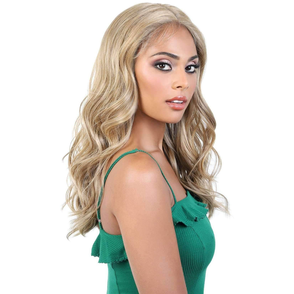 LDP-Julie - Long Length Wavy Synthetic Wig | Motown Tress - African American Wigs