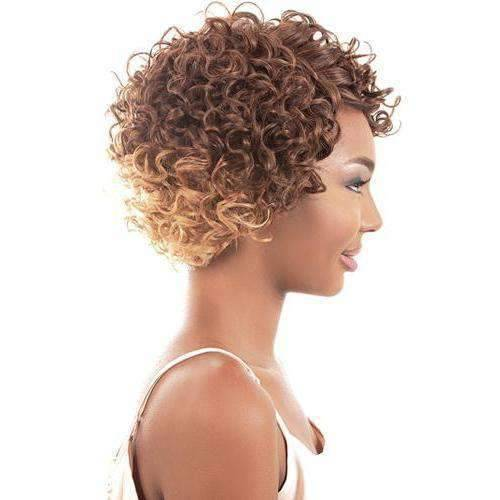 LDP-Naya-Motown Tress Synthetic Hair Wig Short in Color #F4/27/30 - African American Wigs