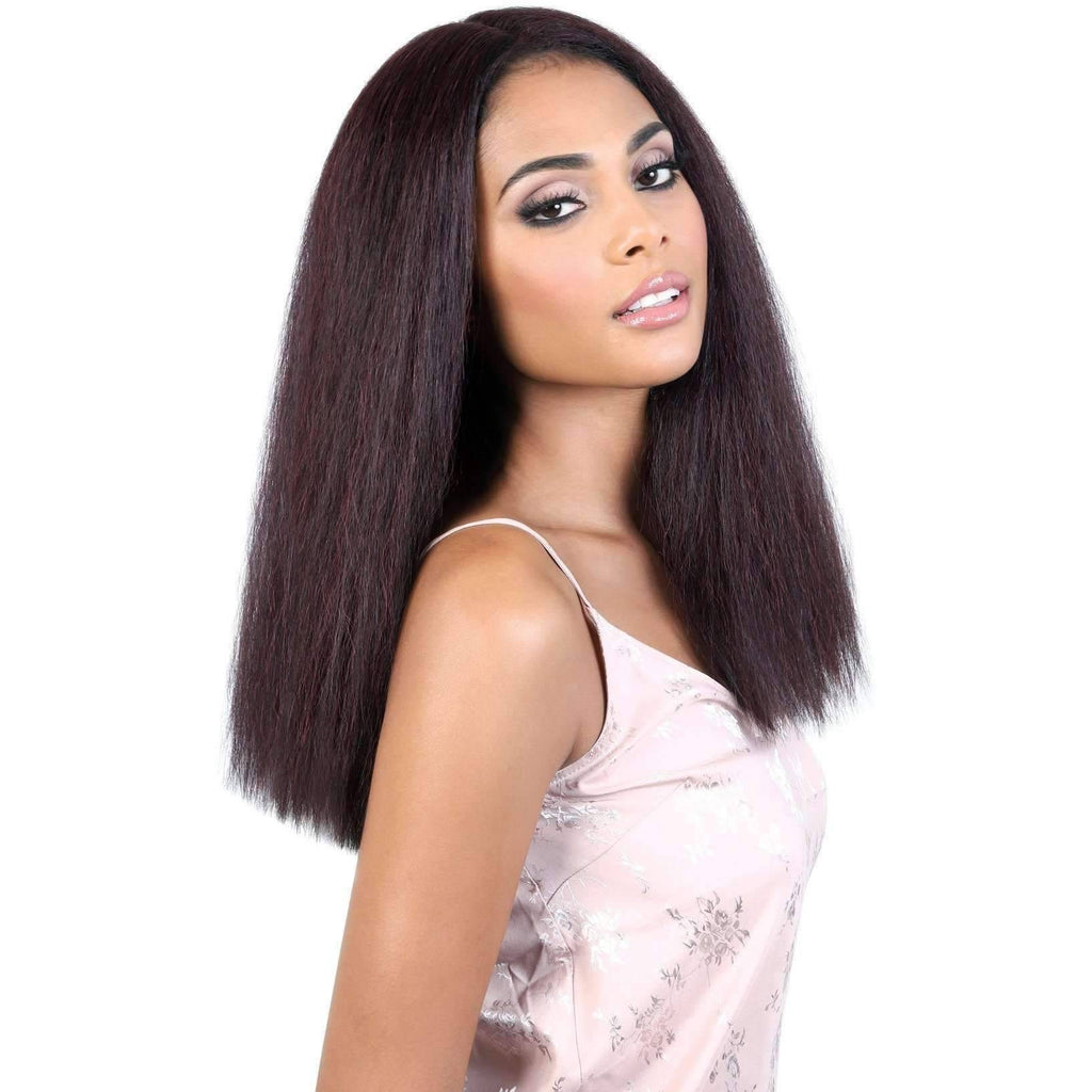 LDP-Nova - Long Length Straight Synthetic Wig | Motown Tress - African American Wigs