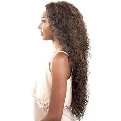 Image of LDP-Shore - Long Length Curly Synthetic Wig | Motown Tress - African American Wigs