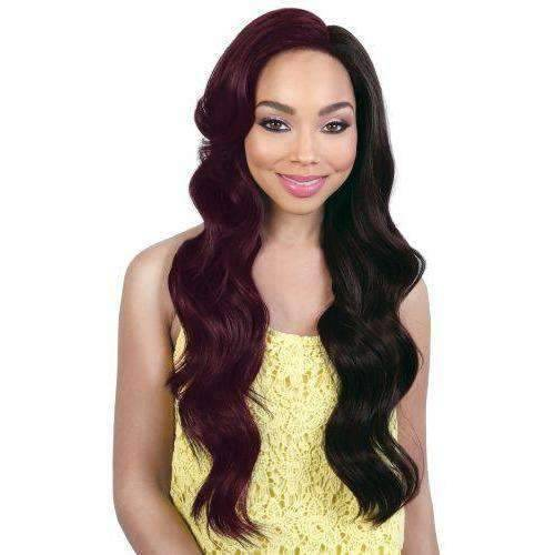 LDP-TASHA - Extra Long Length Wavy High Quality Synthetic Wigs | Motown Tress - African American Wigs