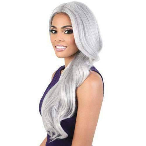 LDP-TRUDY - Extra Long Length Curly Synthetic Wig | Motown Tress - African American Wigs