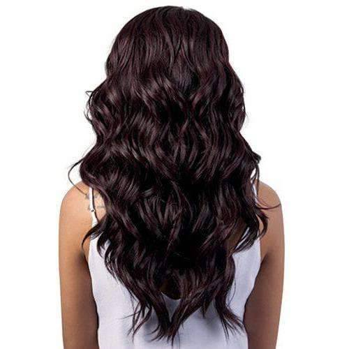 LDP-Tyra - Long Length Wavy Synthetic Wig | Motown Tress - African American Wigs