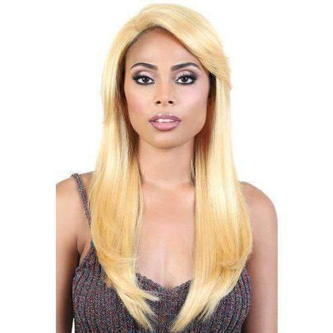 Image of LDP-Velvet - Long Length Straight Synthetic Wig | Motown Tress - African American Wigs