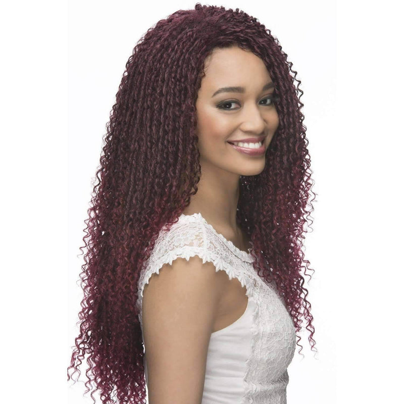 "LHLS 18  | 18"" Synthetic Extensions - African American Wigs"
