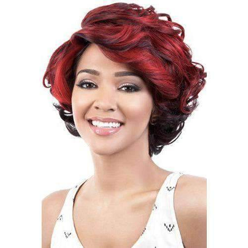 LONDON | Heat Friendly Synthetic Wig (Traditional Cap) - African American Wigs