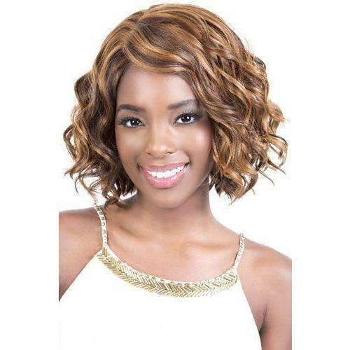 LSDP-COCO | Heat Friendly Synthetic Wig (Lace Front Traditional Cap) - African American Wigs