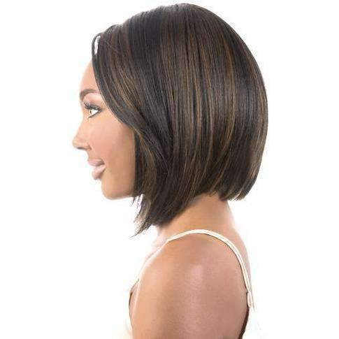 LSDP-OLAY | Heat Friendly Synthetic Wig (Lace Front Traditional Cap) - African American Wigs