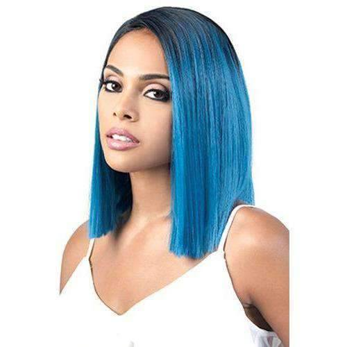 LSDP-Riki - Long Length Straight Synthetic Wig | Motown Tress - African American Wigs
