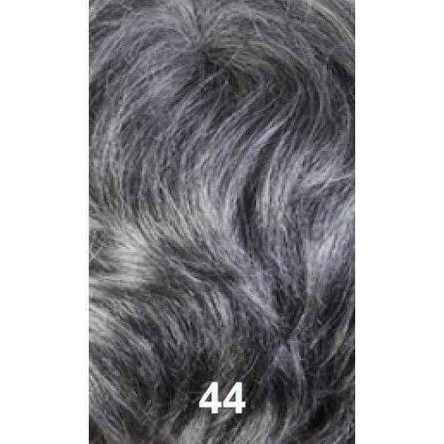 Lulu-Motown Tress 100% Human Hair Wig Short in Color #44 - African American Wigs
