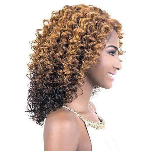 LXP. KAY | Heat Friendly Synthetic Wig (Lace Front Traditional Cap) - African American Wigs