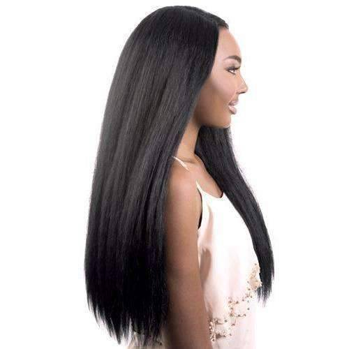 LXP. Lion - Long Length Straight Synthetic Wig | Motown Tress - African American Wigs