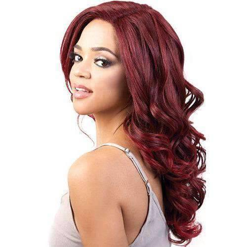 LXP. Vivi - Long Length Wavy Synthetic Wig | Motown Tress - African American Wigs