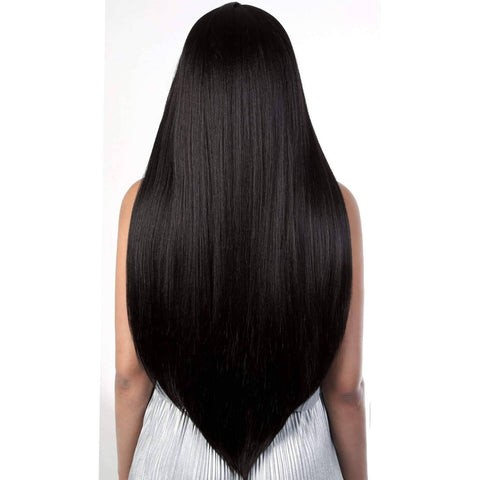 LZ.Lisa35 - Extra Long Length Straight Synthetic Wig | Motown Tress - African American Wigs