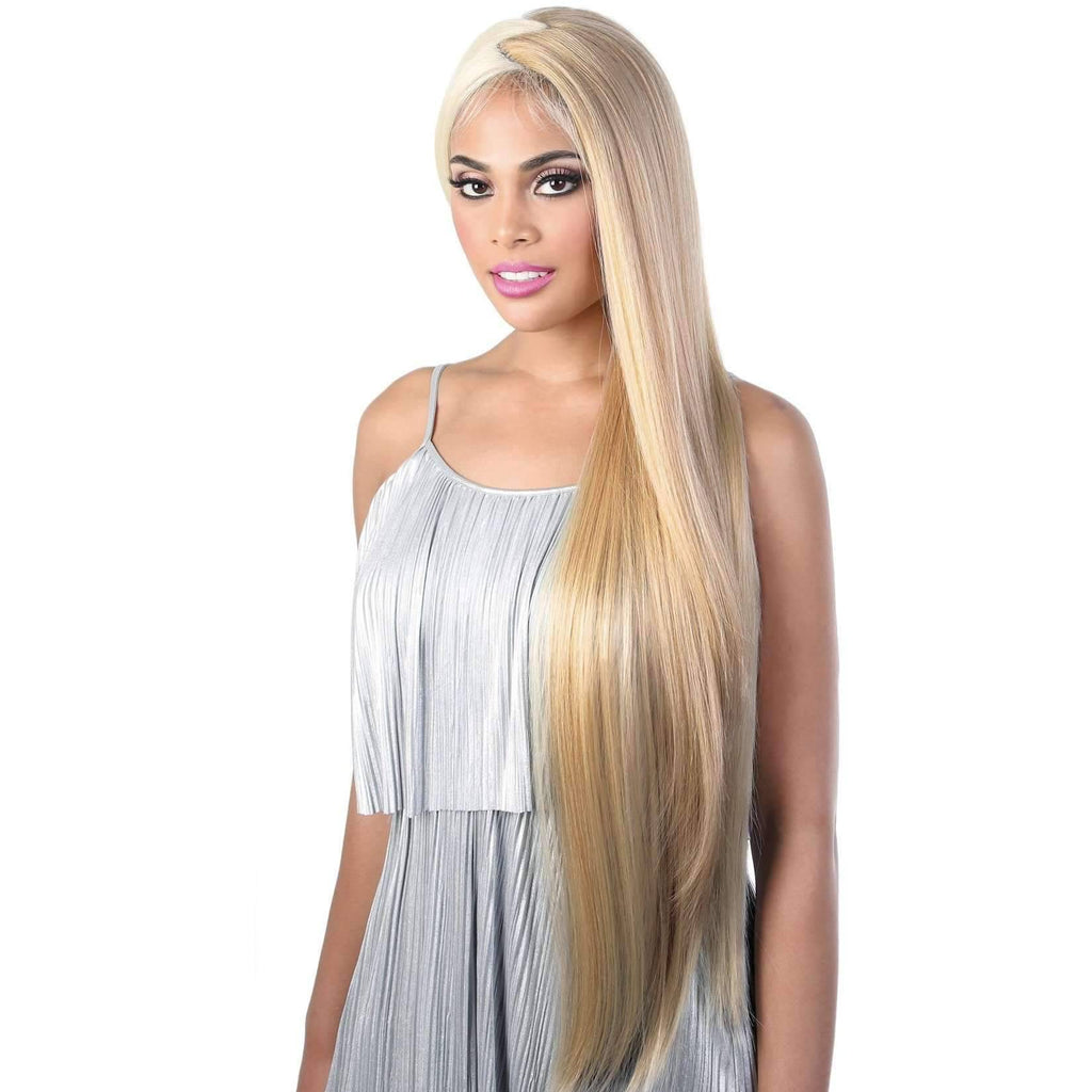 Extra Long Length Straight Synthetic Wig