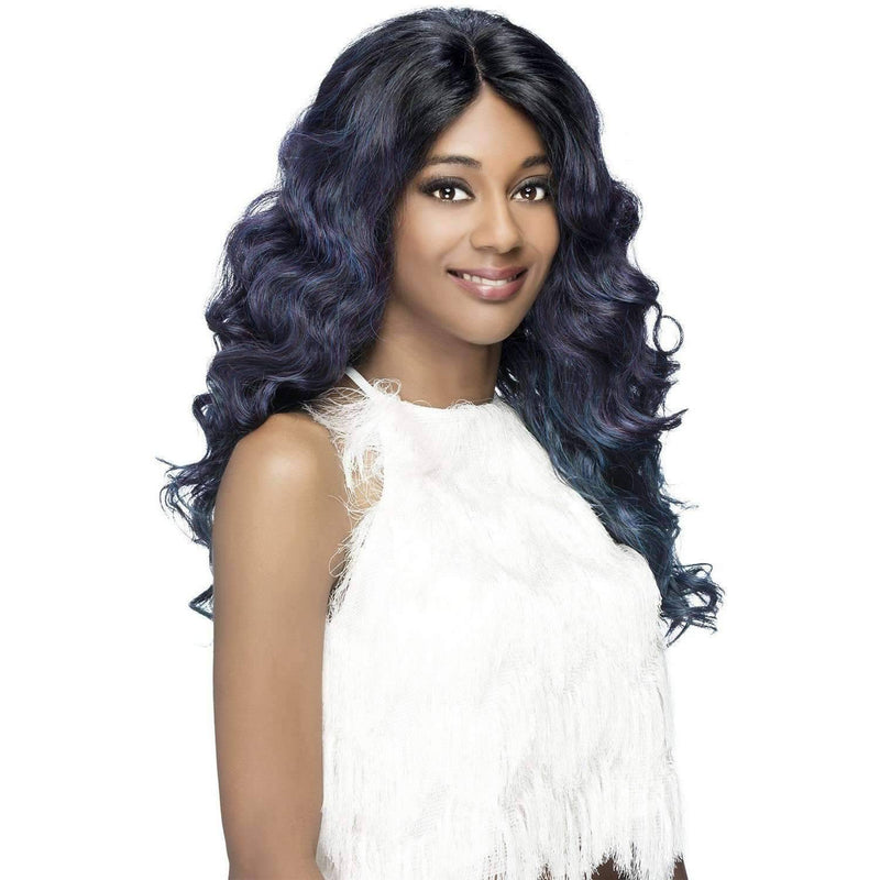 MAGGIE Synthetic Layered Body Wave Wig - Vivica Fox - African American Wigs