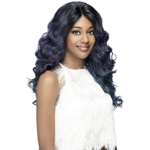 Image of MAGGIE Synthetic Layered Body Wave Wig - Vivica Fox - African American Wigs