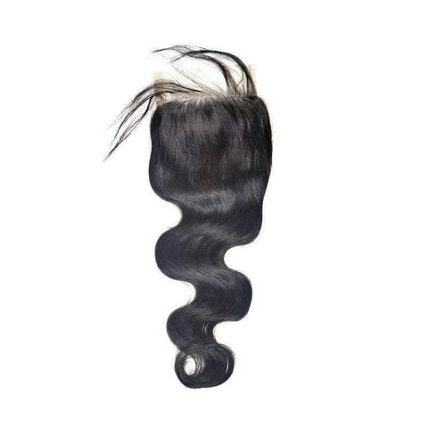Malay Body Wave Closure - African American Wigs