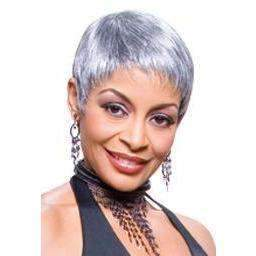 Mary | Synthetic Wig (Traditional Cap) - African American Wigs