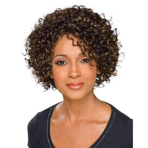 Image of MIRANDA - Carefree Synthetic Wig - African American Wigs