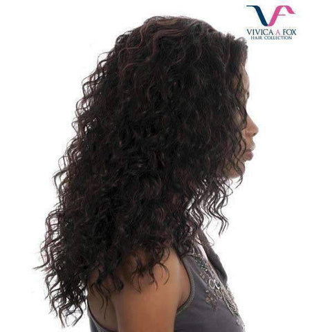 Image of ML - Maia - Vivica Fox Synthetic Wig in Color #1 - African American Wigs