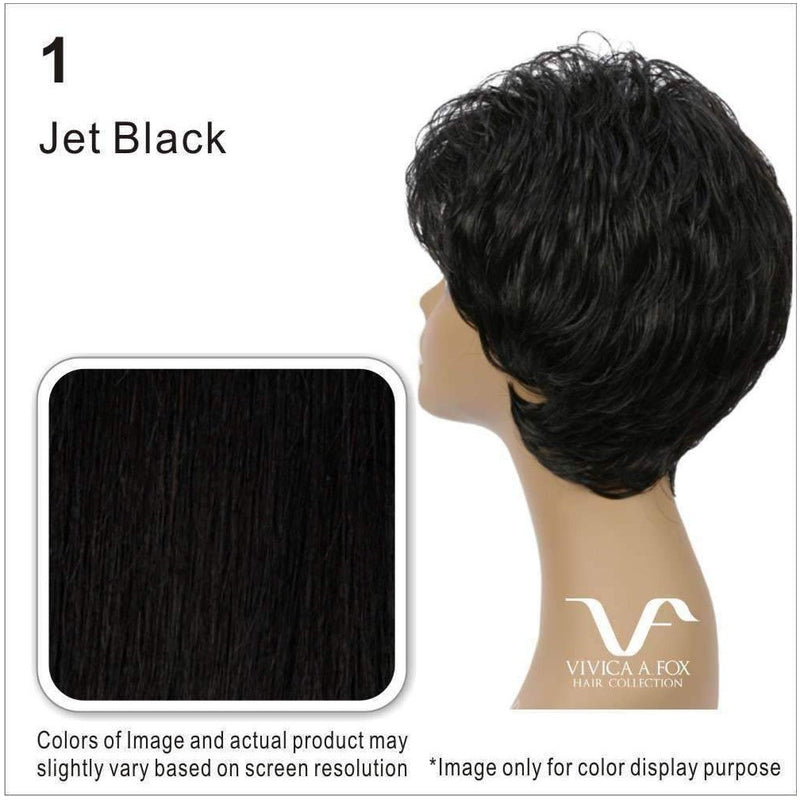 MORINA-V | Synthetic Wig (Hand Made Traditional Cap) - African American Wigs