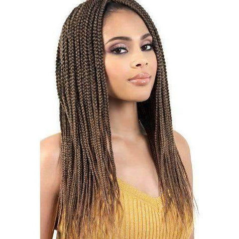 "Image of Motown Tress 20"" Crochet Pre-Strected Pre Loop Box - African American Wigs"