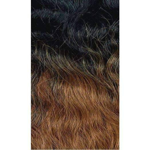 "Motown Tress 20"" X 2 Pack Crochet Feather Lite Pre loop Big Box Braid - African American Wigs"