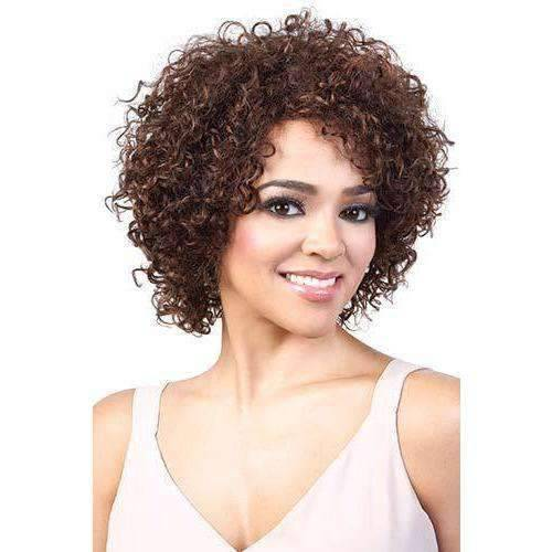 Motown Tress Brazilian Remy Human Hair Full Wig HBR-TORY - African American Wigs