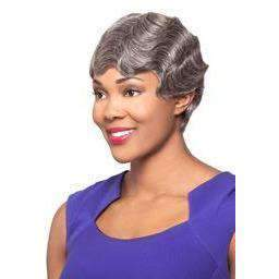 Nancy | 100% Human Hair (Traditional Cap) - African American Wigs