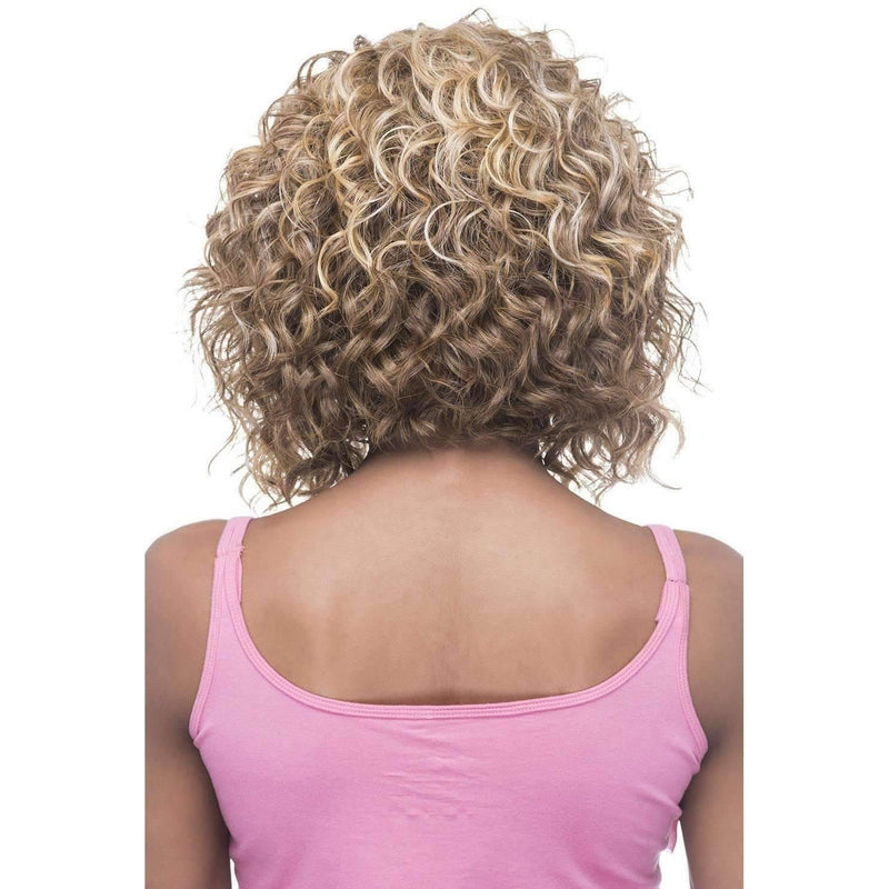 Nene | Heat Resistant Synthetic Wig (Traditional Cap) - African American Wigs