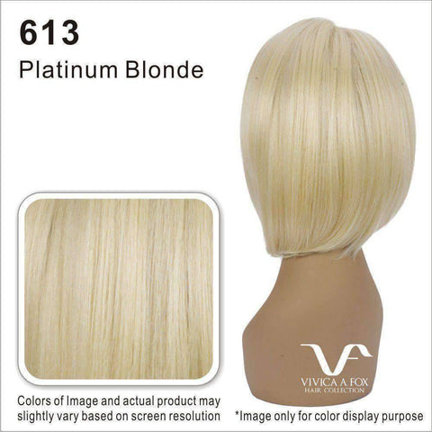 Image of NOPOLI-V | Heat Resistant Synthetic Wig (Lace Front Traditional Cap) - African American Wigs